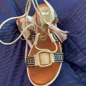 Milano Sandals 06 size:38 NEW